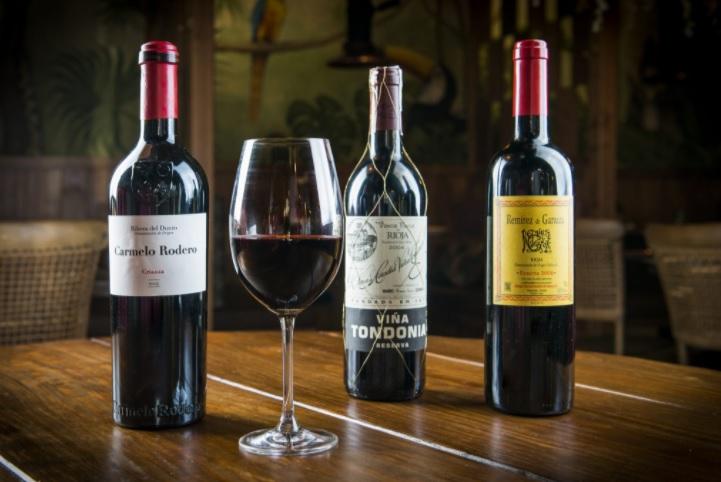 Los mejores vinos tintos de Barcelona en La Selva Barcelona