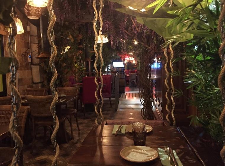 restaurante ideal parejas